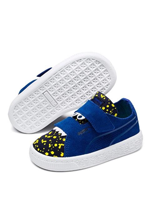 Puma Spor Ayakkabı Mavi